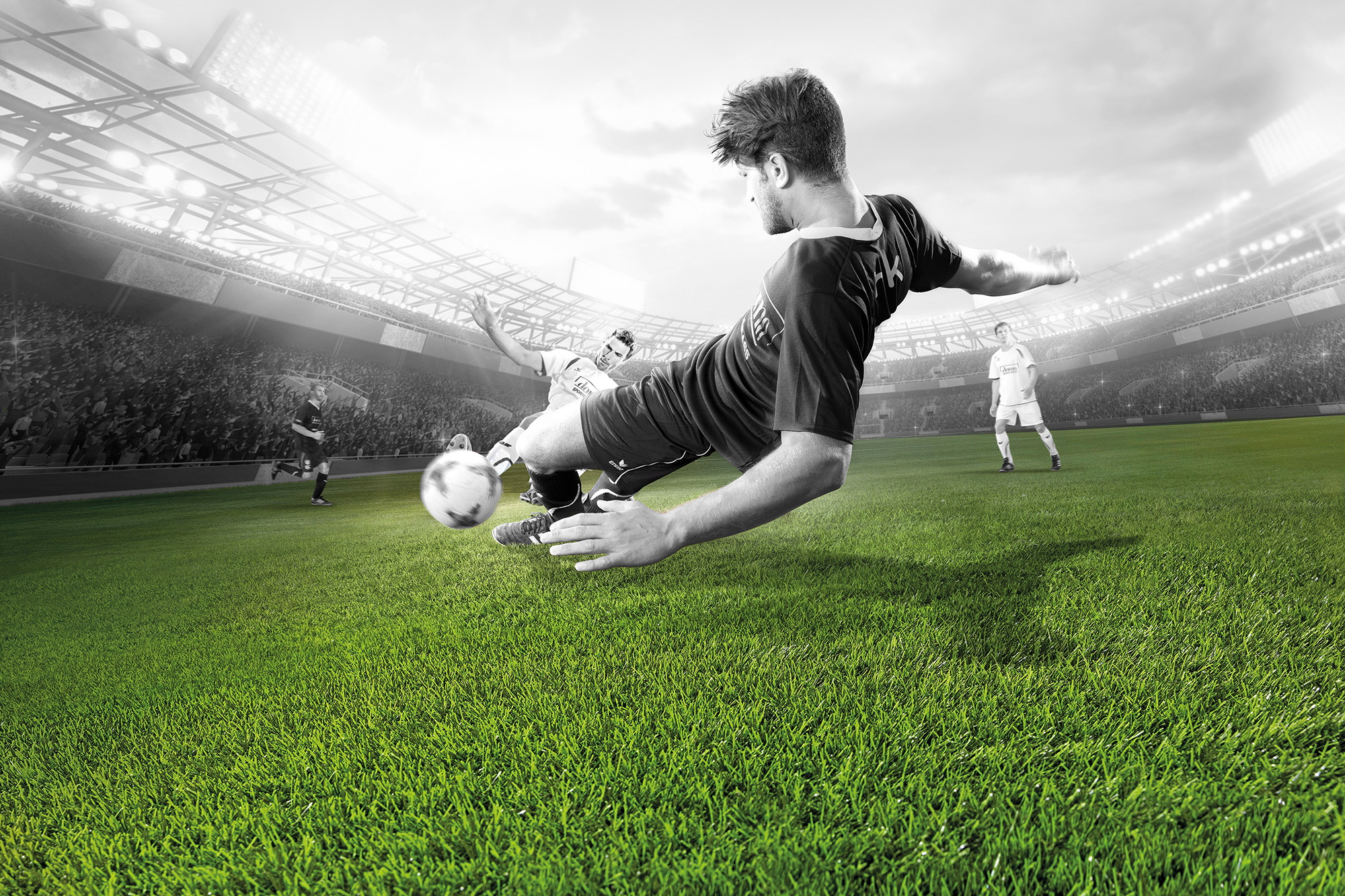A powerful experience - Domo® Sports Grass