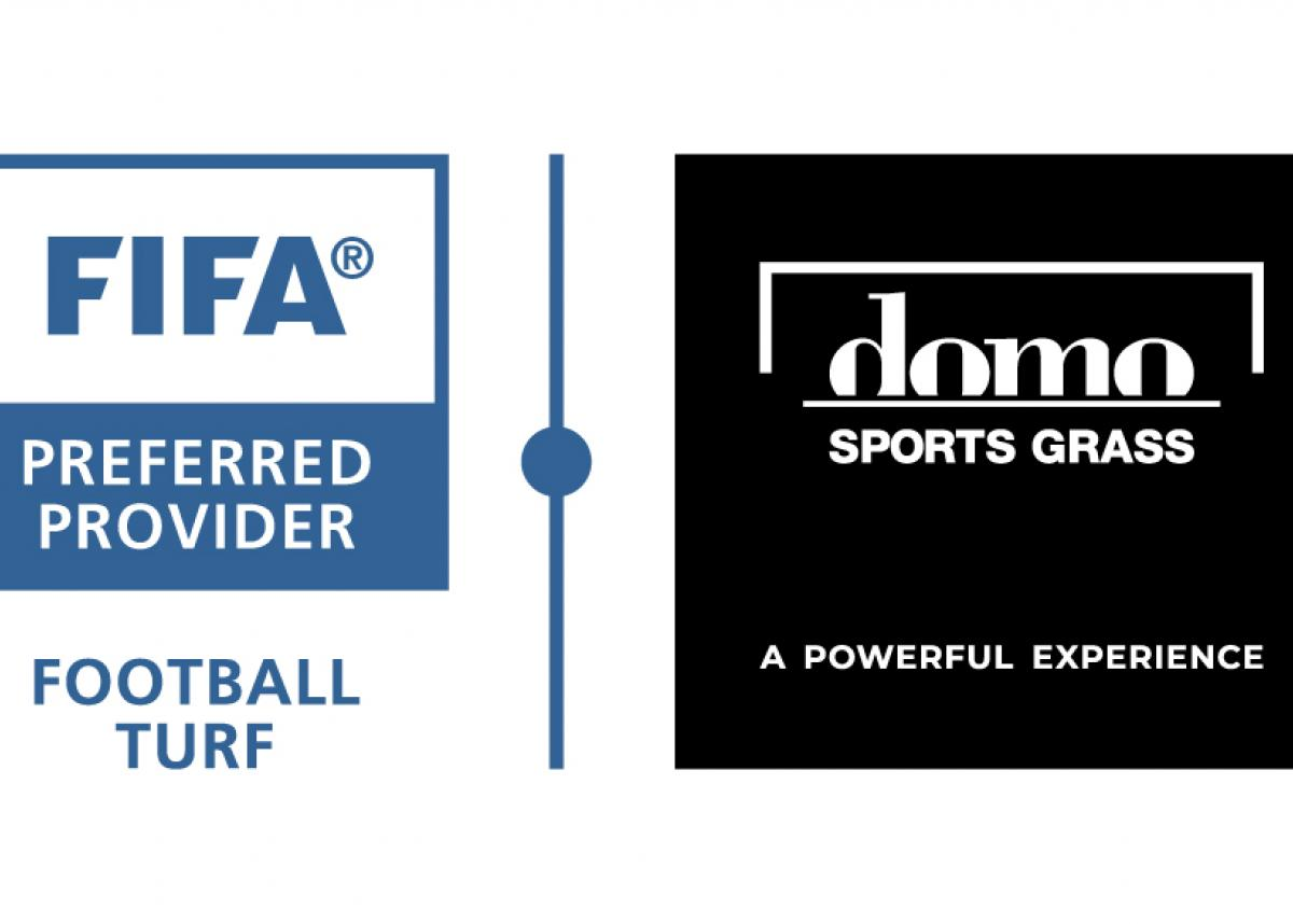 Domo® Sports Grass is FIFA Preferred Provider