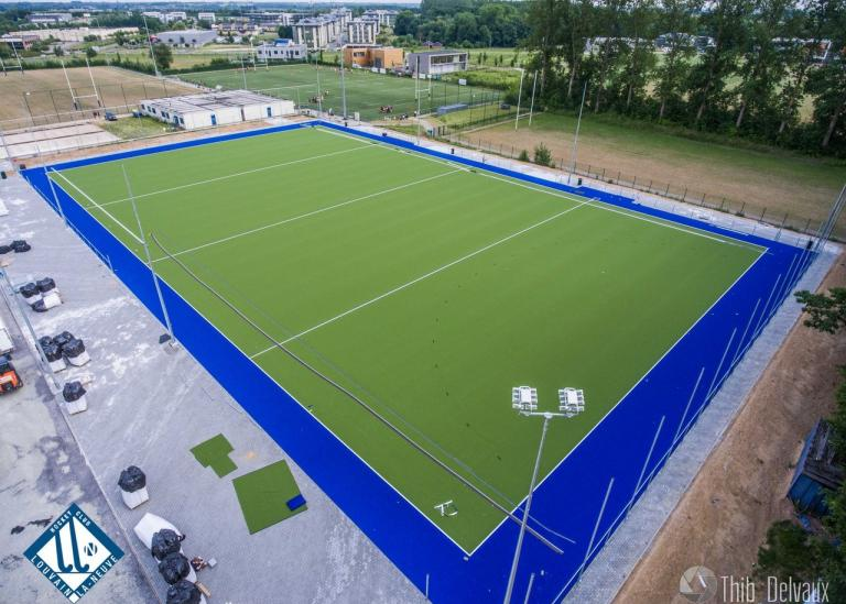 Domo Fast Play - Reference BE Louvain La Neuve - Domo Sports Grass