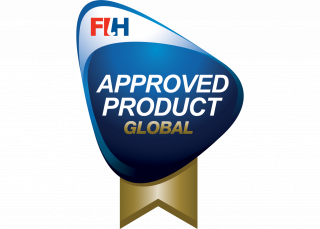 Logo FIH approved product global - Domo Sports Grass