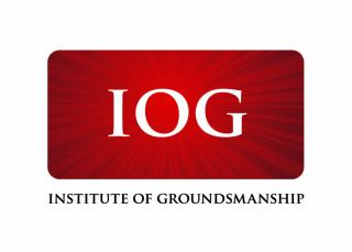 Logo IOG Institute of Groundmanship - Domo® Sports Grass