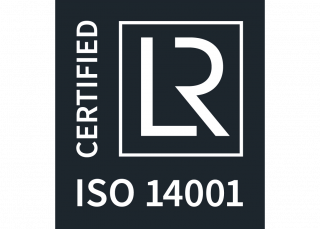 Logo ISO 14001 - Domo® Sports Grass