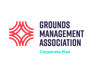 Logo Grounds Management Association - Domo Sports Grass