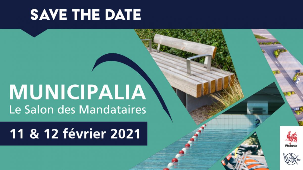 Municipalia Le Salon des Mandataires 2021 - Domo Sports Grass