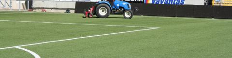 After Sales Program - Domo® Sports Grass