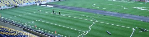 Installation - Domo® Sports Grass